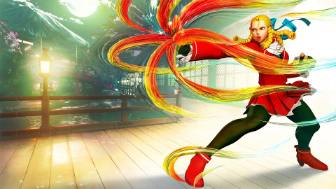Street Fighter V Karin joins the tournament