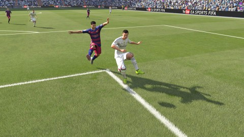 FIFA 16 review 2015