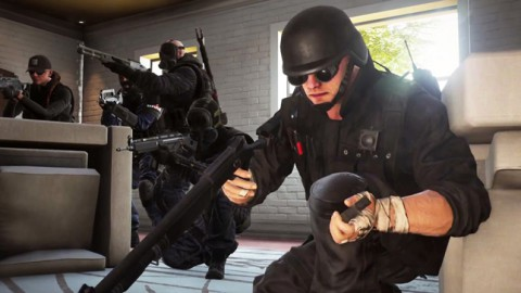 Multiplayer-only games: Rainbow 6: Siege