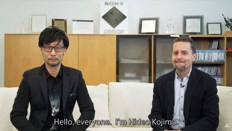 Hideo Kojima interview