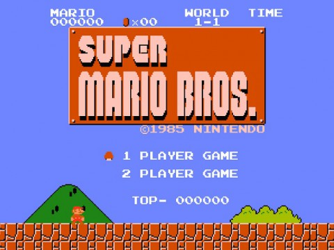 2D Gaming flourished off the back of Super Mario Bros.