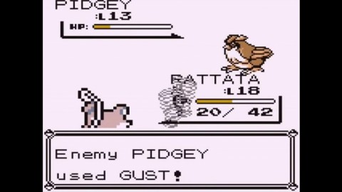 Pokemon Red Image