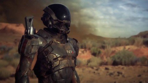 BioWare's Mass Effect Andromeda Screenshot