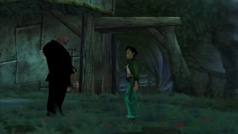 Beyond Good and Evil Screenshot