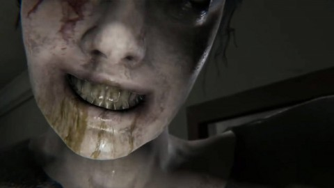 P.T. Jump Scares Screenshot