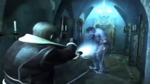 Resident Evil 4 Hookman Picture