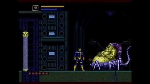 X-Men Genesis Screenshot