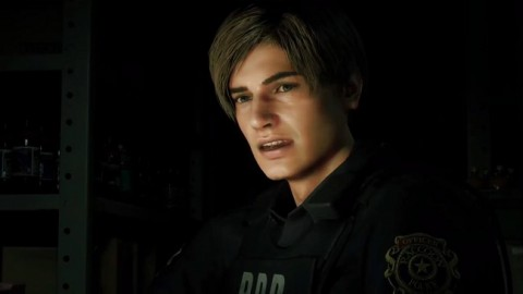 E3 2018 - Resident Evil 2 Screenshot