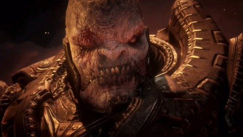 Gears of War Top Bosses Screenshot