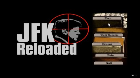 JFK Reloaded Controversial Games Screenshot
