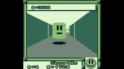 Faceball 2000 Screenshot